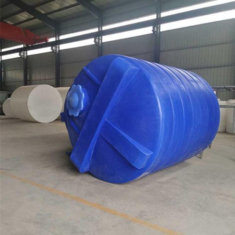 加药箱多少钱 6吨黄色加药箱 富大容器 8000L锥底加药箱厂家