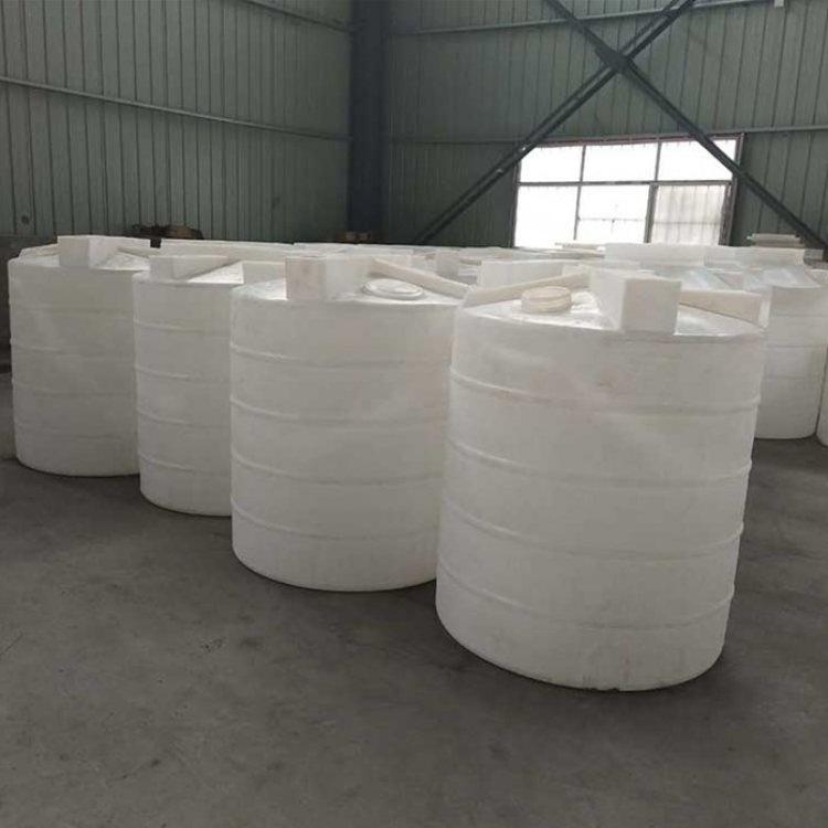 10吨锥底塑料加药箱加工 富大容器 2吨PE加药箱 加药箱批发