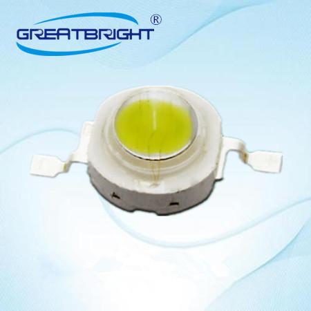手电筒 车灯专用大功率灯珠晶元35mil 垂直灯珠亮化工程
