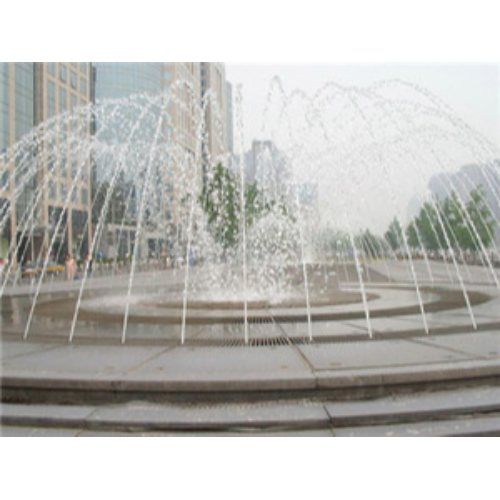 丰艺景观 小区喷泉设计图 大型小区喷泉公司 大型小区喷泉施工