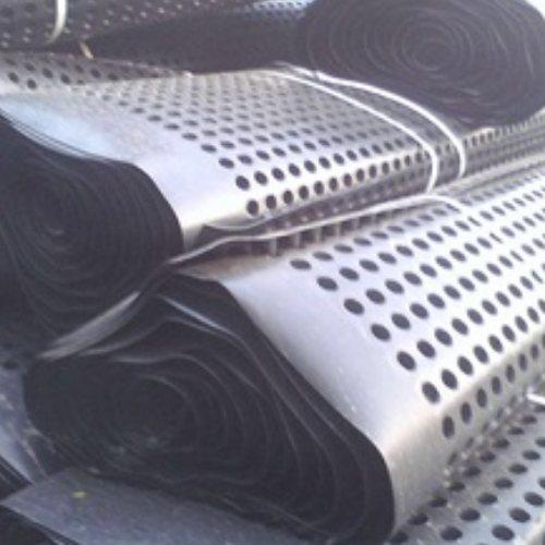 山东宏川 塑料排水板多少钱一平米 车库排水板用途