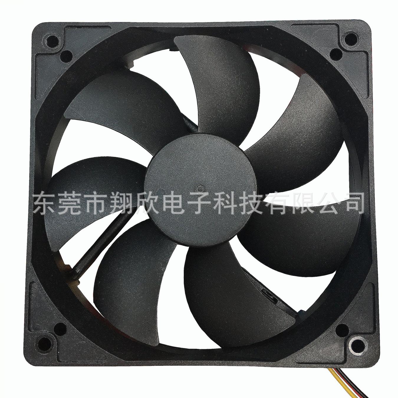 厂家供销12025制氧机直流风   扇 大风力 噪音低 耗能小5V 12V 24