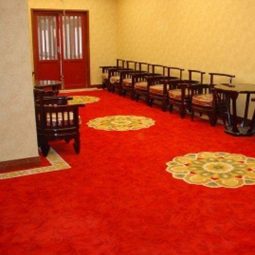 婚庆镂空塑料地毯订制 雅丰盛晨商贸 写字楼镂空塑料地毯安装