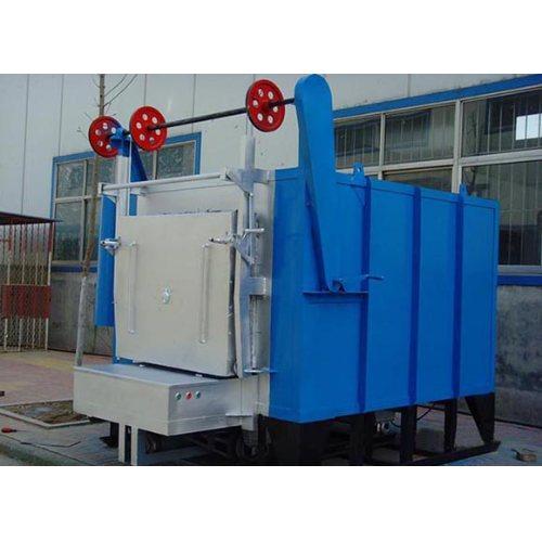 璐广电炉 销售燃气台车炉品牌 选购燃气台车炉作用