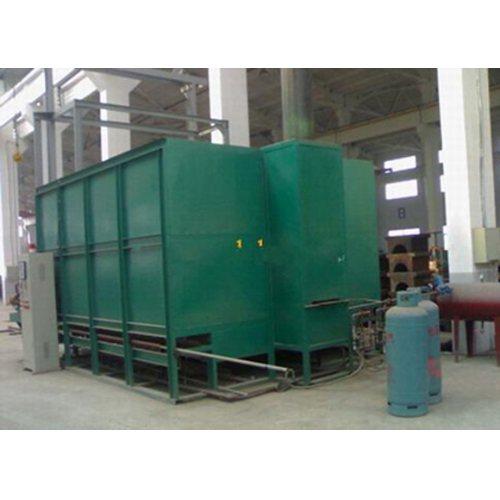 销售台车式燃气炉型号 生产台车式燃气炉作用 璐广电炉