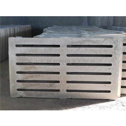 潍坊1.05米水泥漏粪板报价 高密1.05米水泥漏粪板图片 彩鹏
