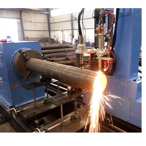 德州恒迪机械 等离子火焰切割机管板一体机火焰死机