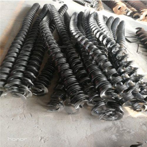 螺旋搅龙叶片批发 碳钢搅龙叶片型号规格 碳钢搅龙叶片促销 宗建