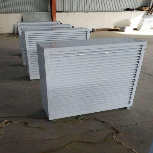 万冠空调 黑龙江5Q蒸汽轴流暖风机品牌