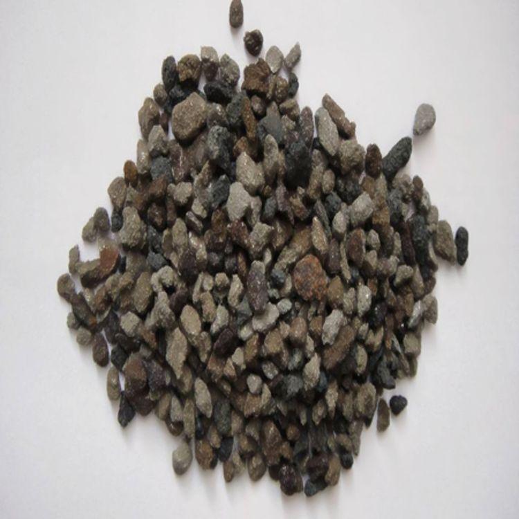 海绵铁滤料 工业循环水、锅炉循环水用海绵铁滤料直销