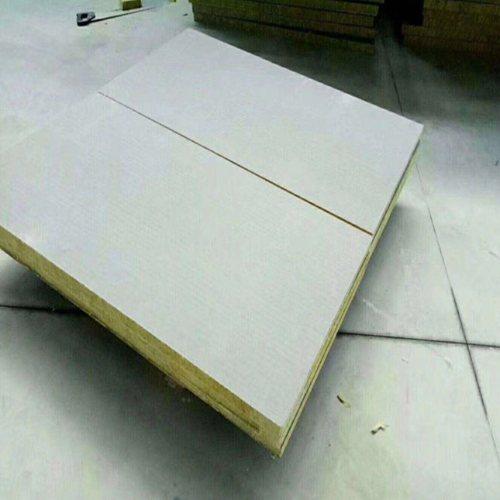 岩棉复合板批发商 通盛彩钢 竖丝岩棉复合板公司 岩棉复合板公司