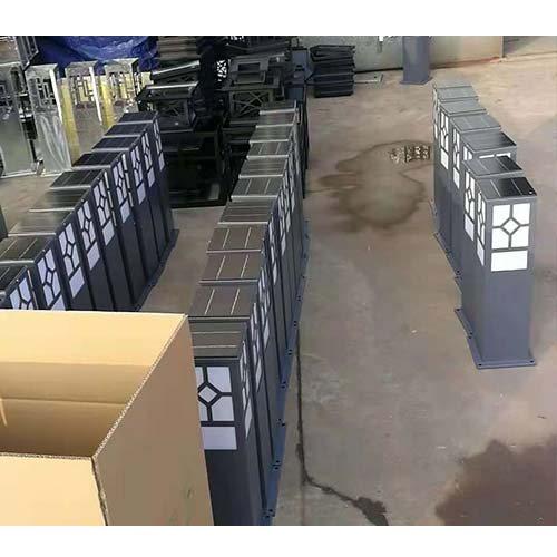 环保太阳能草坪灯厂价直销 中式太阳能草坪灯定制 玉盛