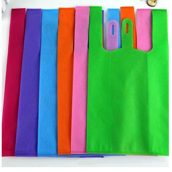 绿衡 出售无纺布背心袋批发 定做无纺布背心袋用途