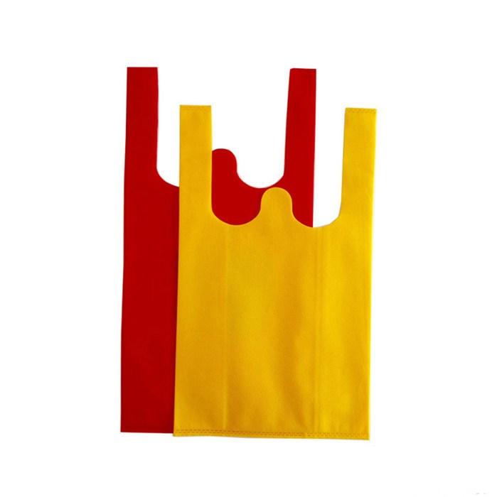 绿衡 出售手提背心袋尺寸 供应手提背心袋原材料