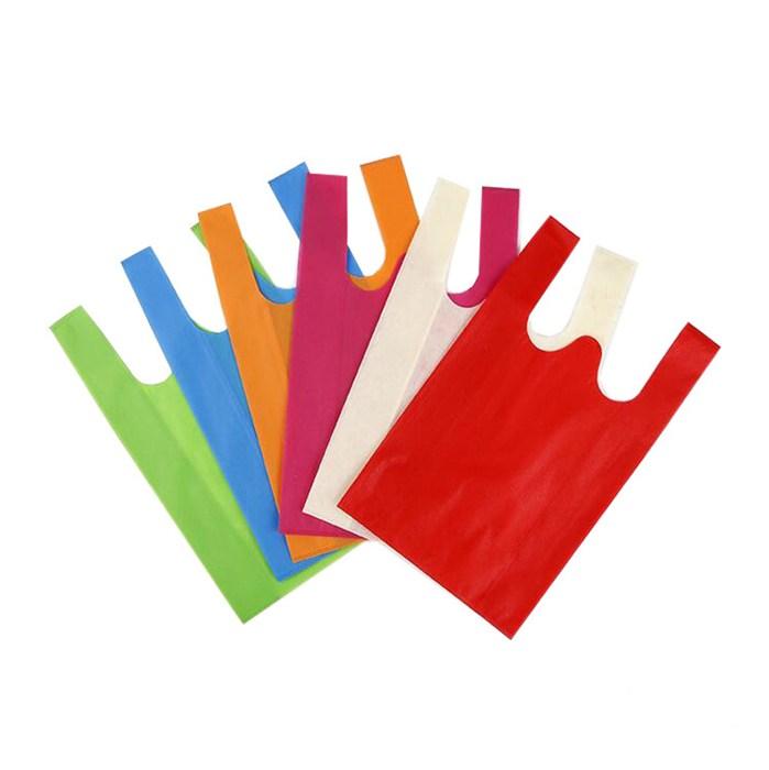 绿衡 优质无纺布食品背心袋制作 无纺布食品背心袋图片