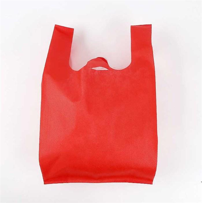 无纺布购物背心袋尺寸 无纺布购物背心袋单价 绿衡