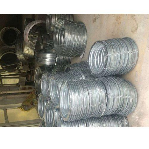 不锈钢镀锌风管法兰批发费用 杭州迈起 镀锌风管法兰批发多少钱