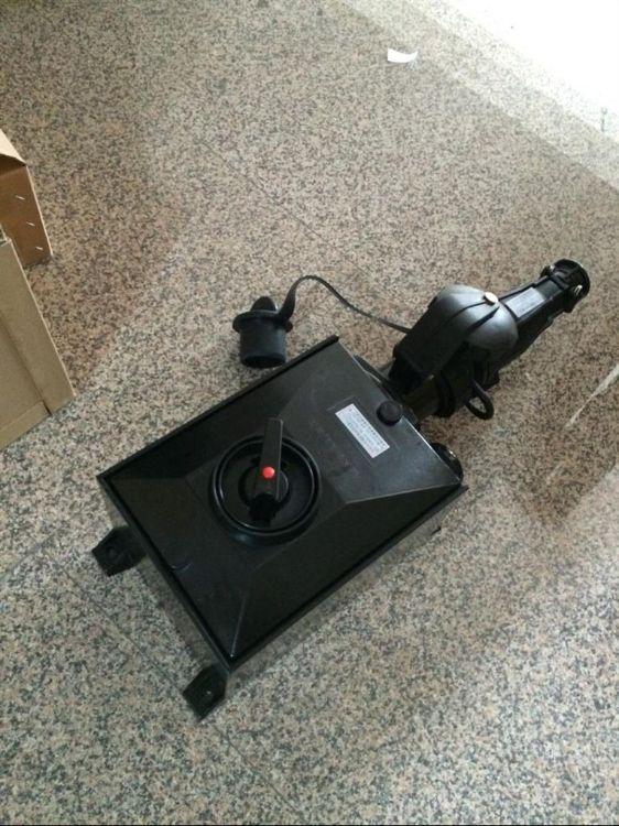 ZXF8575-63/5芯防爆防腐插接装置带总开关工程塑料防爆防腐插头插座