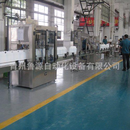 车用尿素灌装机 青州灌装设备 液体车用尿素灌装机