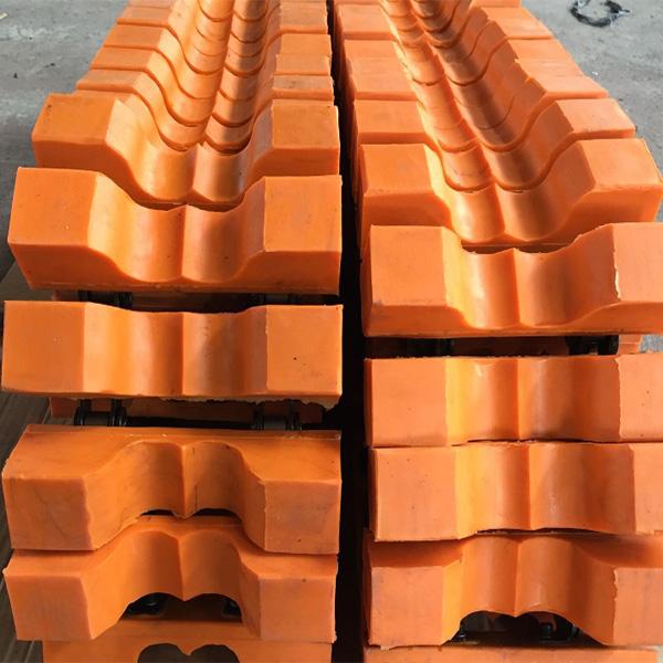 耐高温聚氨酯胶块报价 聚氨酯胶块销售价格 双奥橡塑