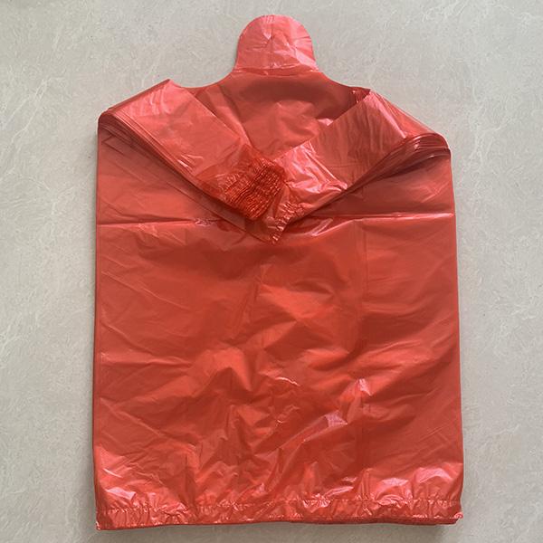 加厚塑料袋 世起塑料 定做塑料袋设计 外卖打包塑料袋价位