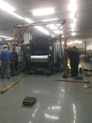 常州大件设备吊装搬运公司 大件吊装搬运公司 供您多样化的选择