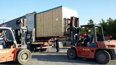 昆山陆家工厂搬迁公司 工厂设备搬迁装卸 技术熟练 稳定安全