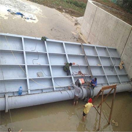 翻板止水钢闸门多少钱-已回答