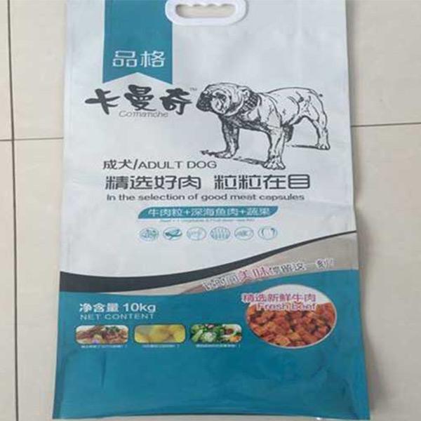 同舟包装 狗粮包装袋质量保证 香菇包装袋多少钱一个