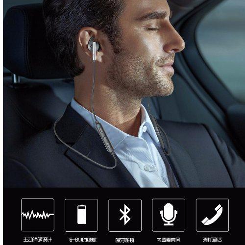 功夫龙 无线降噪耳机主动降噪十大运动蓝牙耳机品牌