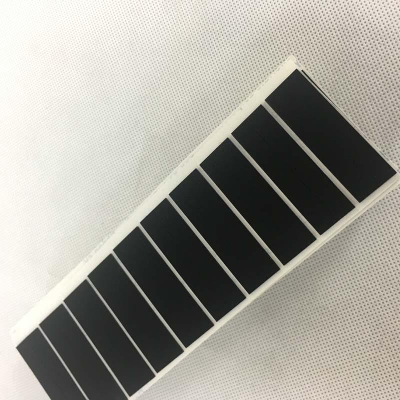 厂家直销 加工耐打滑黑3m硅胶垫 自沾3M异形防滑硅胶垫