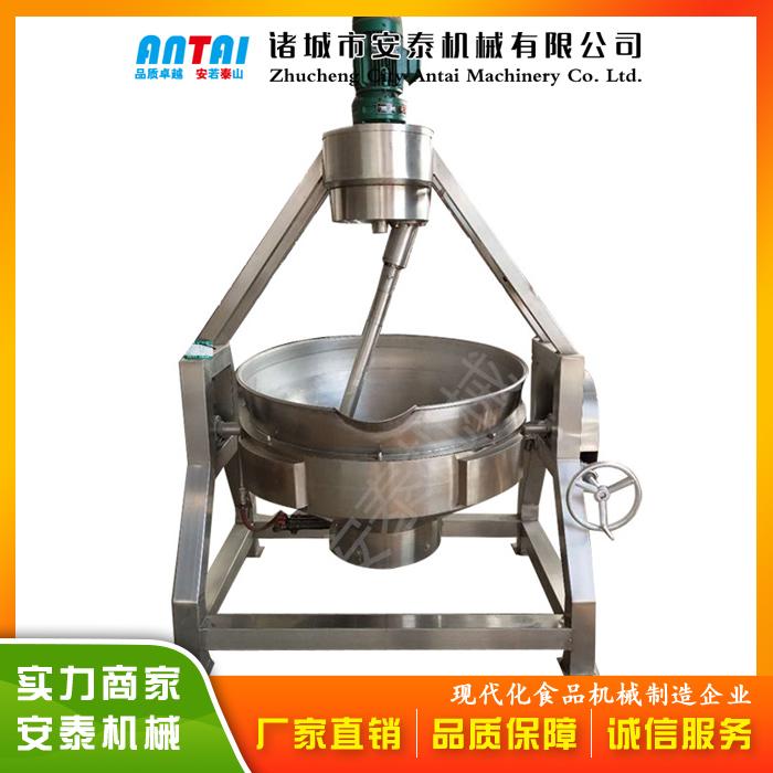 大锅菜炒料机哪里好 炒料机优惠 安泰机械