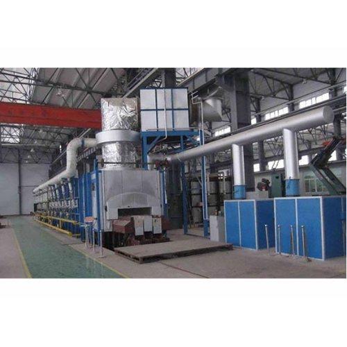 生产台车式燃气炉供应商 璐广电炉 台车式燃气炉供应商