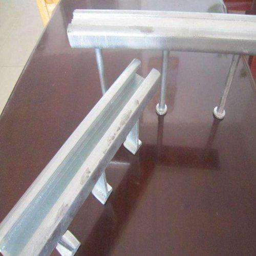 综合管廊哈芬槽埋件加工厂 38/23哈芬槽埋件 正邦紧固件