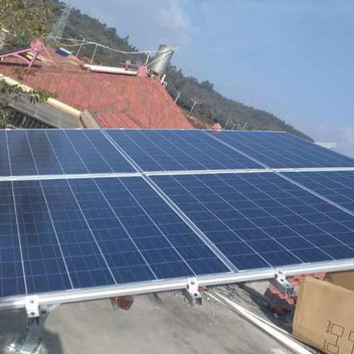 玉盛 500W太阳能家用发电系统专业生产