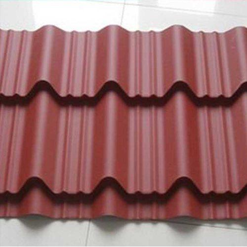 屋面彩色压型瓦定制* 屋顶彩色压型瓦制造# 苏田商贸 复合彩色压型瓦生产加工