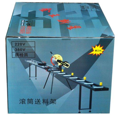 305切铝机断桥铝材 305切铝机机械设备 金王 金王切铝机