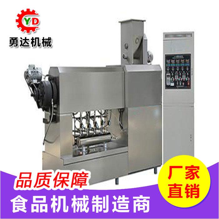 新型膨化机售后服务 不锈钢膨化机多少钱 勇达 玉米膨化机