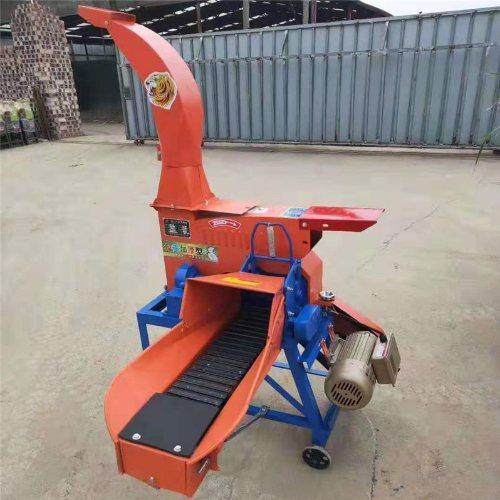 万盈 新式铡草机 秸秆铡草机操作简单 青贮铡草机维修简便
