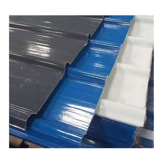 安得 屋顶机制玻璃钢瓦加工 屋顶机制玻璃钢瓦生产企业
