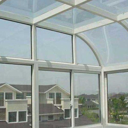 天桥区断桥铝合金窗 三朵云门窗 封阳台断桥铝合金窗安装
