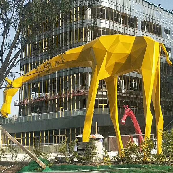 龙泰雕塑 四川不锈钢雕塑报价 不锈钢雕塑公司