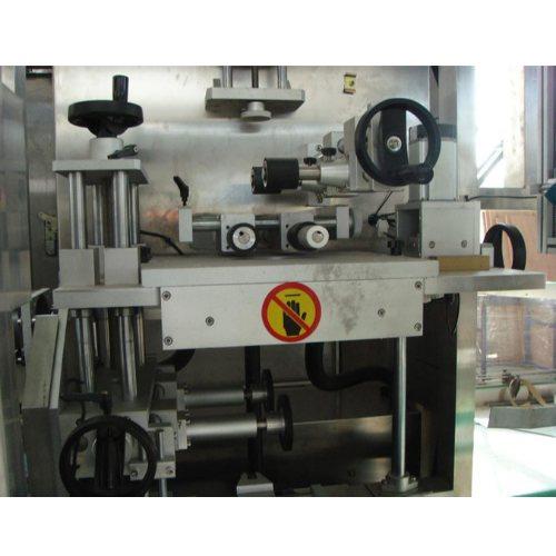 高速全自动套标机 腾卓机械 矿泉水全自动套标机非标定做