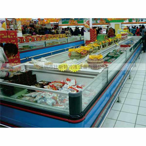 水果冷柜 冷柜全国联保 商超冷柜订做 比斯特