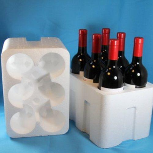 保鲜泡沫箱订做 红酒泡沫箱定做 食品泡沫箱厂 星航泡塑