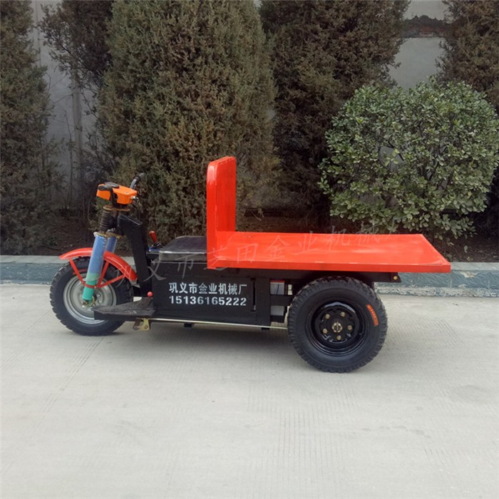 电动拉砖车 金业牌 工程用电动拉砖车拉多少块砖