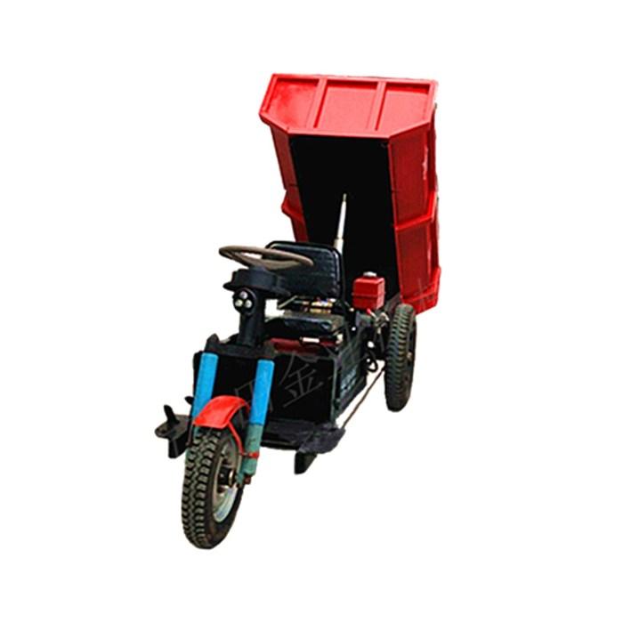 金业 建筑电动矿用三轮车 建筑电动矿用三轮车好用吗