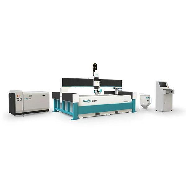 超高速纯水切割机制造商 超高压纯水切割机哪家好 沃迈数控