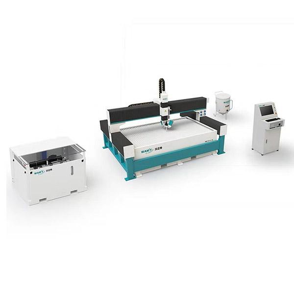 沃迈数控 复合材料水刀切割机报价 钢板水刀切割机报价