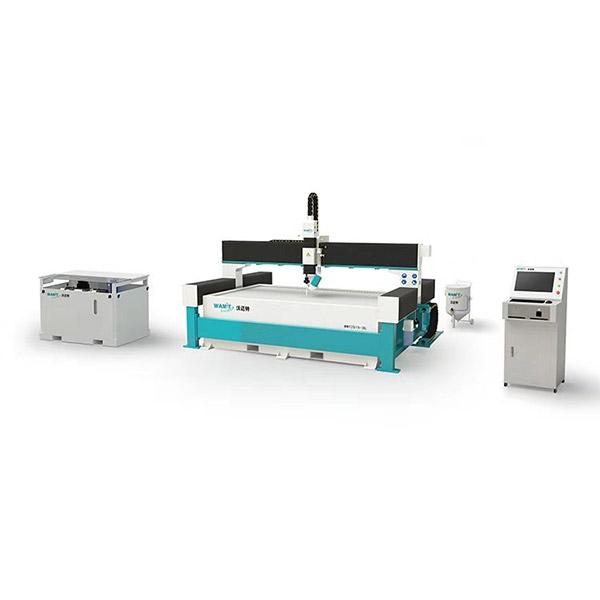 大理石水刀切割机制造商 钢板水刀切割机制造商 沃迈数控